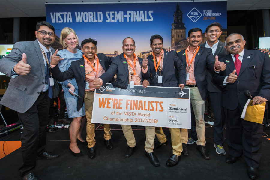 VISTA Semi-finals – The 3rd and Final Week